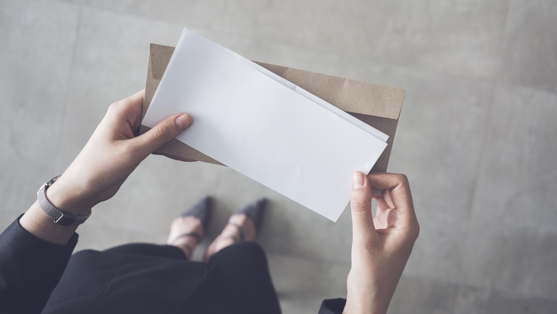 Papierowe CV i list motywacyjny mają siłę