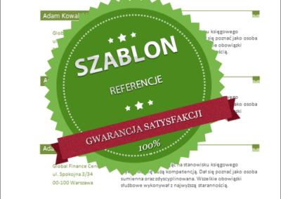 Szablon - 04 - REF - green