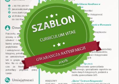 Szablon - 06 - CV - green