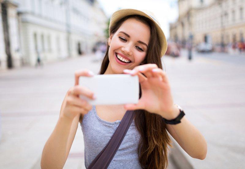 selfie w    cv  czy to dobry pomys u0142